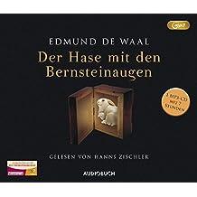 Der Hase mit den Bernsteinaugen (MP3-CD mit 428 Minuten)