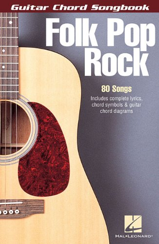 Folk pop rock guitar chord songbook guitare