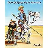 DON QUIJOTE DE LA MANCHA - Cómic Book