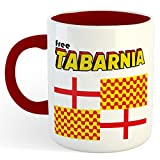 Taza Tabarnia (logo y bandera)