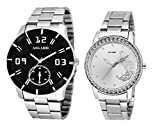 Asgard Silver Chain Combo of Watches For...