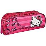Undercover Hksu0691–Trousse Hello Kitty Rose 23x 8x 7cm