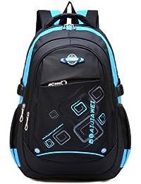 Magic Union Children School Bags Children Waterproof Backpack In Primary School Backpacks For Girls Boys Mochila... - B0785KP7Q6