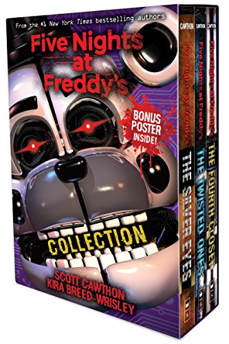 Five Nights at Freddy's 3-book boxed set por Scott Cawthon