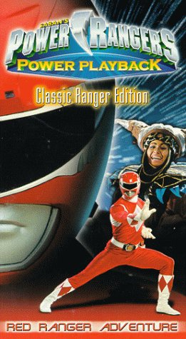 Mighty Morph'n Power Rangers [VHS] (Rangers-film-edition Power)