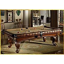Mesa de billar Arizona–8feet–Mesa de billar Pool Luxus. Una Meister Potencia en Klassisch nostalgischem aspecto envejecido. Manitou Luxus Pool Mesas de billar.