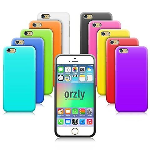 G-HUB® - 10-in-1 Silicone Cases für APPLE iPHONE 6 PLUS (2014) & iPHONE 6S PLUS (2015) SmartPhone Mobile Handy Shutzhüllen - 10 VERSCHIEDENE FARBEN der Schutzhülle in diesem Handytasche Zubehörpaket