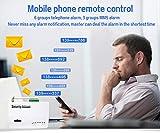 Wireless GSM Home Security Burglar Alarm System Auto Dialer SMS SIM Call 433MHz New New
