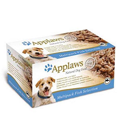 APPLAWS DOG Dog multipack in lattina in umido gr. 156x5 - Mangimi umidi per cani