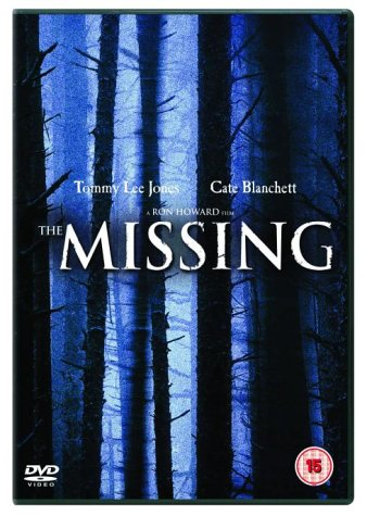 the-missing-reino-unido-dvd