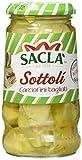Sacla Set 12 Carciofini Spaccati Gr 285 Cibi E Alimentari