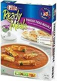 Gits Ready to Eat Paneer Tikka Masala, No Onion and Garlic, 285g