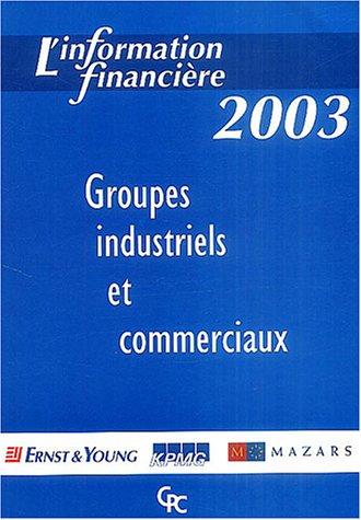 100 groupes industriels et commerciaux, 1994