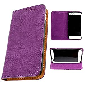 For Samsung Galaxy S7 - DooDa Quality PU Leather Flip Case Cover With Smooth inner Velvet To Keep Screen Scratch-Free