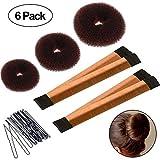 PANINI Maker parrucchiere Strumenti germoglio testa testa a sfera Dispenser per capelli testa gioielli tornante