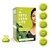 Setu Lean Lite, Natural Weight Loss supplement and Fat Burner with Capsicum extract