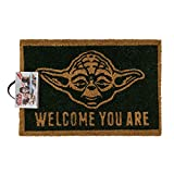 Preis am Stiel Fußmatte - Star Wars - Welcome You