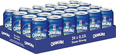 Orangina Classic, 24er Pack (24 x 330 ml)