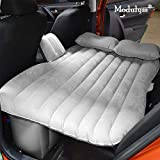 Modulyss® Car Travel Inflatable Sofa Mattress Air Bed Cushion Camping Bed Rear Seat with Pillow and Pump