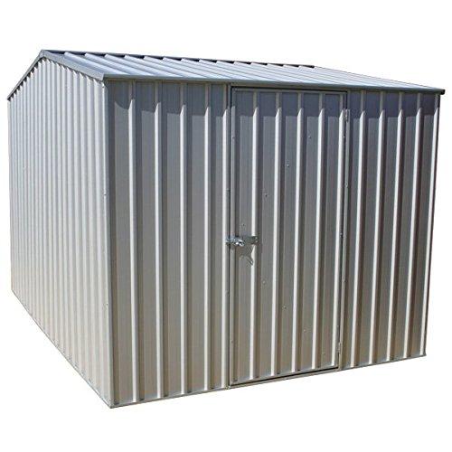 waltons-226m-x-3m-titanium-easy-build-metal-garden-storage-shed