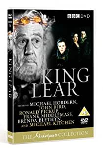 King Lear - BBC Shakespeare Collection [1982] [DVD]