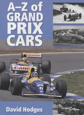 A-Z of Grand Prix Cars