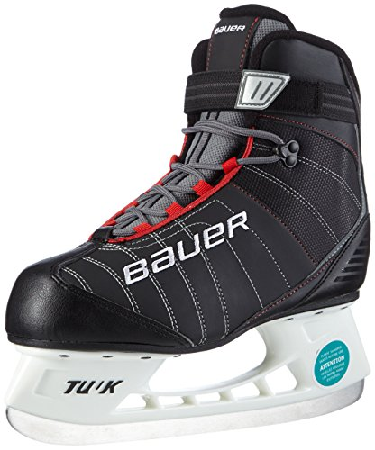 Bauer Adulti Pattini da ghiaccio Bauer React Rec Ice...