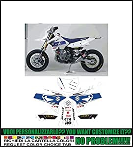 Kit adesivi decal stikers SUZUKI DRZ 400 SM AMERICA (ability to customize the colors)