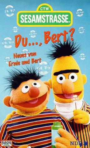 Preisvergleich Produktbild Sesamstraße 15 - Du...,  Bert Neues von Ernie & Bert [VHS]