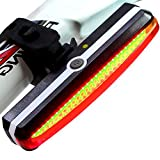 FreeMaster Super LED Bike Rear Light USB Rechargeable - Best Reviews Guide