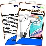 Panzerglas OnePlus 5T Schutzfolie - Panzerglasfolie Glasfolie Displayschutz brillante Qualität [2 Stück]