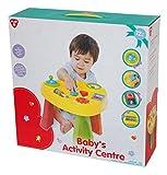PlayGo 2231 - Babys Aktivitäten Spieltisch, 51,5 x 38 cm