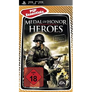 Medal of Honor: Heroes [Essentials] – [Sony PSP]