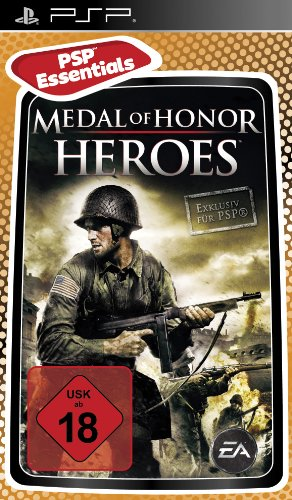 Medal of Honor: Heroes [Essentials] - [Sony PSP]