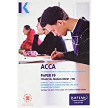 F9 Financial Management - Exam Kit
