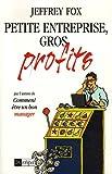 Image de Petite entreprise gros profits