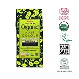 Best Organic Hair Dye - Radico Organic Hair Color Black, 100g Review