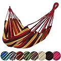 Tuch Hängematte TAINO XL 220 x 170 cm Belastbarkeit bis 200 kg in vielen Farben von BB Sport von BB Sport bei Gartenmöbel von Du und Dein Garten