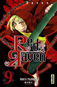 Red Raven Edition simple Tome 9