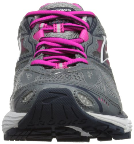 Browar Timing Systems Ravenna 5 Women, Scarpe da Corsa Donna, Blue (Pink Glow/Primer Grey/Midnight)