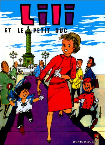 L'Espiègle Lili, tome 4 : Lili et le petit duc