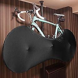 Gracorgzjs - Funda Protectora para Bicicleta de montaña (Impermeable, a Prueba de Polvo, elástica), A