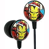Rétro Marvel Iron Man Écouteurs