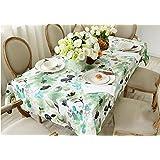 WFLJL Moderna simplicidad,Manteles,Rurales,mesa de comedor,mesa de café,Impresión,130*180 cm