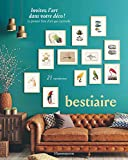 Bestiaire - 21 reproductions