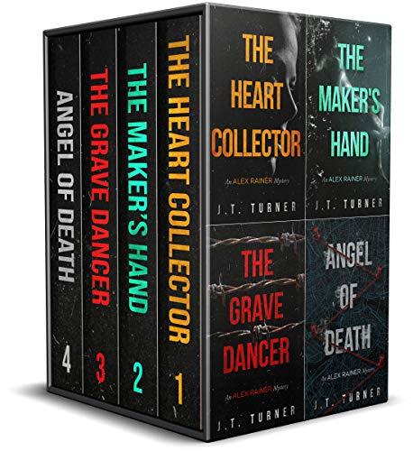 Descargar Elitetorrent Alex Rainer Box Set: Books 1-4 Epub Gratis