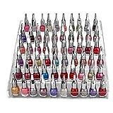 Organizador de esmalte uñas 6 niveles con tornillos de plástico - Soporte...