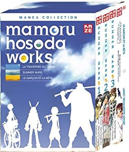 Coffret Hosoda Coffret One-shot