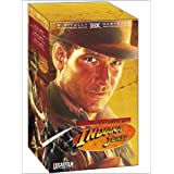 Indiana Jones - 3er Box