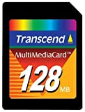 Transcend TS128MMC Multimedia Speicherkarte 128MB